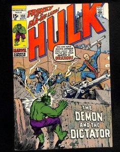 Incredible Hulk (1962) #133