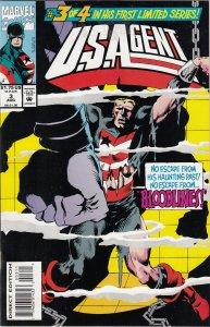 U.S.Agent #3 (1993)
