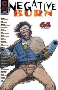 Negative Burn (1993 series) #38, NM (Stock photo)