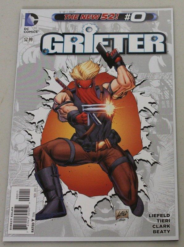 DC: Grifter (2011) #0-16 COMPLETE SET