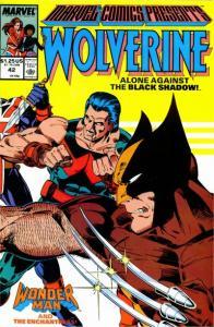Marvel Comics Presents (1988 series) #42, NM- (Stock photo)