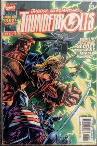 Thunderbolts #1 (1997)