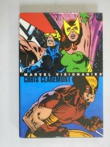 Marvel Visionaries Chris Claremont #1 HC 6.0 FN (2005)