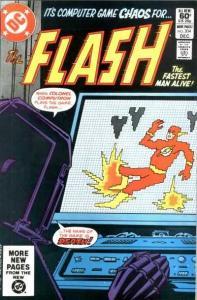 Flash (1959 series) #304, VF- (Stock photo)