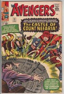 Avengers, The #13 (Feb-65) VF+ Affordable-Grade Avengers
