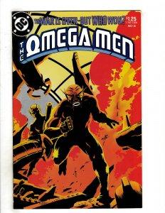 The Omega Men #6 (1983) SR17