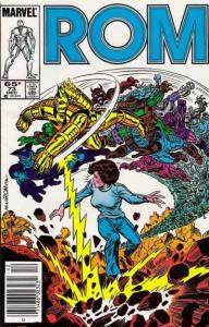 Rom (1979 series) #73, VF+ (Stock photo)