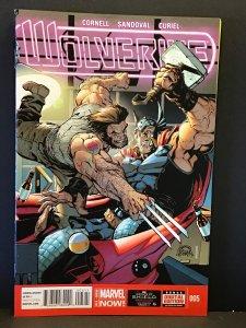 Wolverine #5 (2014)
