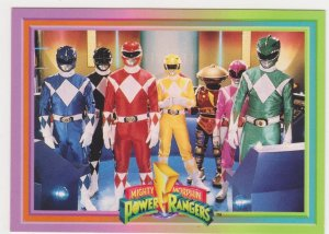 1994 Mighty Morphin Power Rangers #47 Welcome Aboard