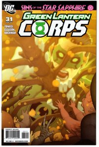 Green Lantern Corps #31 (VF/NM) 2009 DC Comics 1¢ auction! No Reserve!