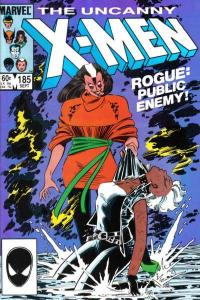 Uncanny X-Men (1981 series) #185, VF+ (Stock photo)