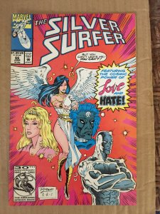 The Silver Surfer #66
