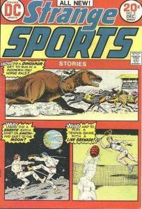 Strange Sports Stories (1973 series) #2, VG+ (Stock photo)