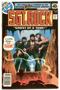 Sgt. Rock #324 1978- DC Bronze Age VF-