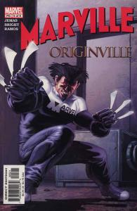 Marville #5A VF/NM; Marvel | save on shipping - details inside