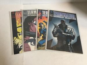 Terminator: Secondary Objectives 1-4 Lot Set Run Nm- Near Mint-