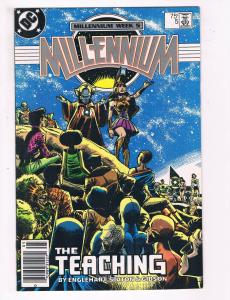 Millennium #5 FN DC The Teaching Week 5 Comic Book DE5