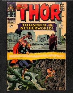 Thor #130 VG 4.0