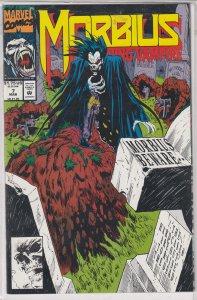 Morbius: The Living Vampire #7 (1993)