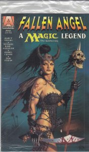 Fallen Angel on the World of Magic: The Gathering #1 (in bag) VF/NM; Armada | sa