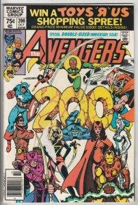 Avengers, The #200 (Oct-80) VF High-Grade Avengers