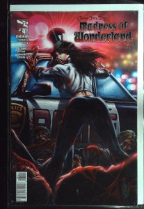 Grimm Fairy Tales presents Madness of Wonderland #4 Cover A (2013)