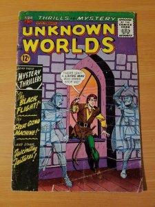 Unknown Worlds #37 ~ FINE FN ~ (1964, ACG Comics)