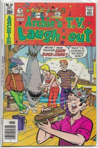 Archie's TV Laugh-Out   # 62 VG/FN