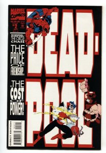 Deadpool: The Circle Chase #2 - 1st solo series NM-