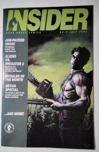 Dark Horse Insider #7 (1992) Dark Horse Comic Book J756