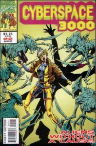 Marvel CYBERSPACE 3000 #2 VF