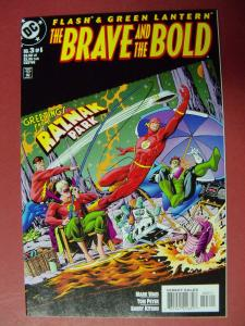 THE BRAVE AND THE BOLD # 3  Near Mint 9.4 Or Better DC COMICS