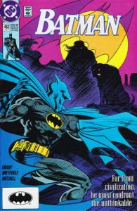 Batman (1940 series) #463, VF (Stock photo)