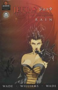 Jetta: Tales of the Toshigawa TPB #1AUT FN; Shooting Star | save on shipping - d