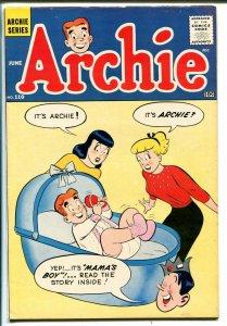 Archie #110 1960-MLJ-Betty-Veronica-high grade copy-VF