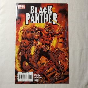Black Panther 38 Near Mint- Cover by Alan Davis