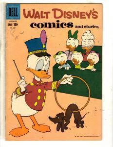 Walt Disney's Comics & Stories # 230 FN Dell Golden Age Comic Book JL19