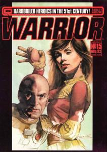 Warrior #15 FN; Fleetway Quality | save on shipping - details inside