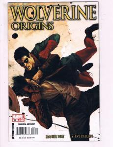 Wolverine Origins #19 VF Marvel Comic Book Way Wolverine 2007 DE9