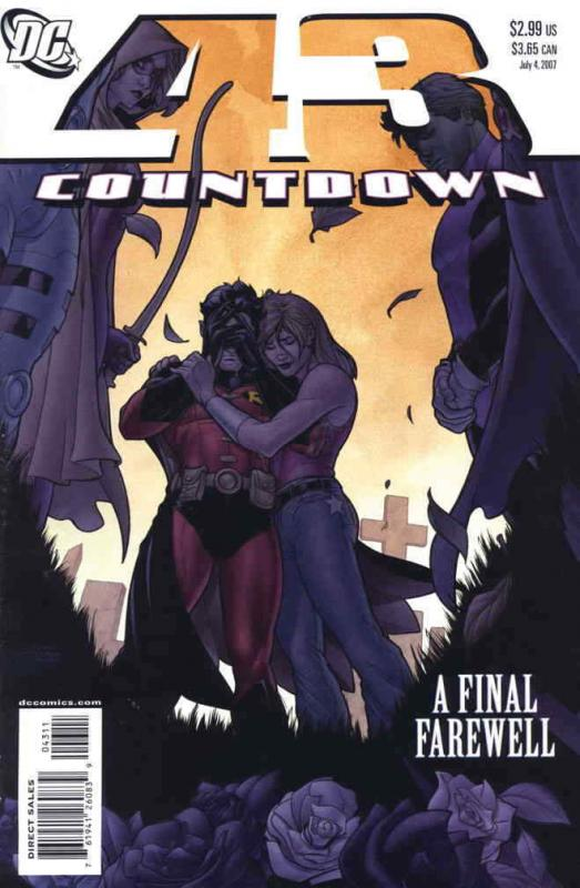 Countdown (DC) #43 VF; DC | save on shipping - details inside
