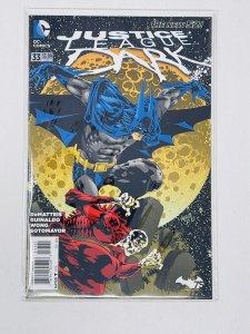 Justice League Dark #33 (2014) Batman 75th Anniversary Variant