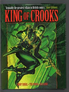 King Of Crooks-Jerry Siegel-Ted Cowan-Hardcover-2005