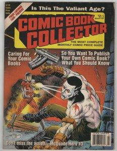 Comic Book Collector #3 (1993) FN