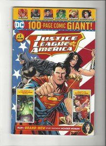 Justice League of America 100 page Giant #1  NM