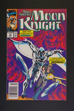 Moon Knight #12 March 1990