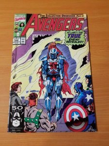 The Avengers #338 ~ NEAR MINT NM ~ (1991, Marvel Comics)