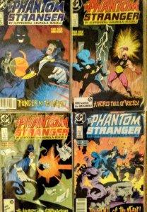 The Phantom Stranger 1# thru #4 (1988)