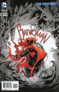 BATWOMAN #10, NM-, New 52, J H Williams, 2011 2012, more DC in store