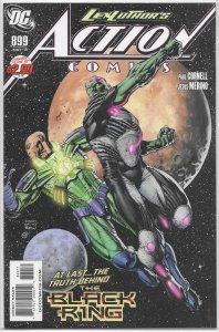 Action Comics   vol. 1   #899 VF/NM Lex Luthor (Black Ring 10)