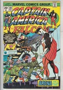 Captain America #189 (Sep-75) VF/NM High-Grade Captain America
